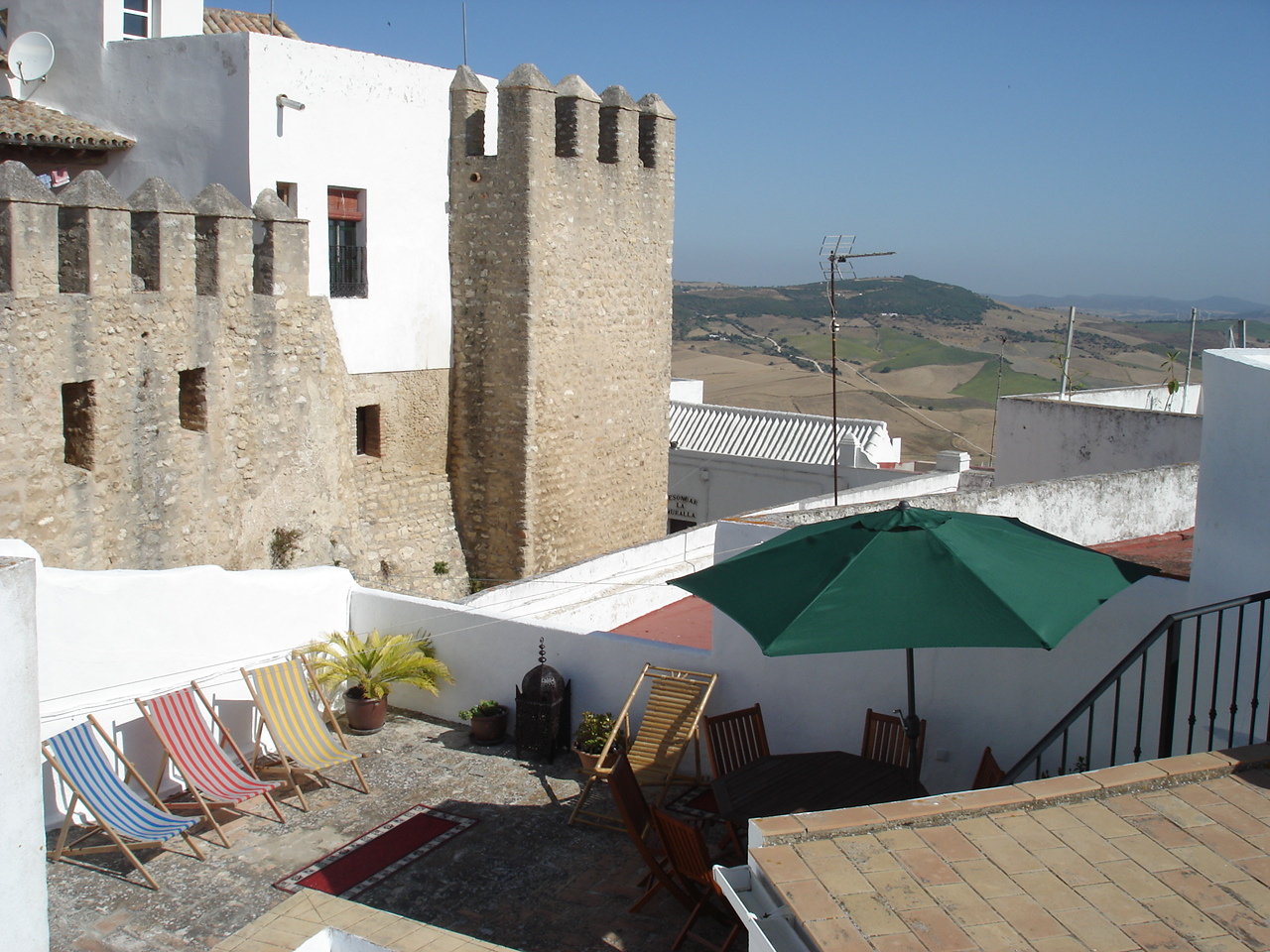 2 bedroom accommodation for 2 br 2 piani casa bagno