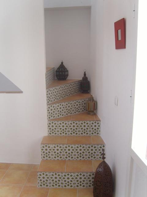 En buenas manos vejer for Escaleras para casa chica